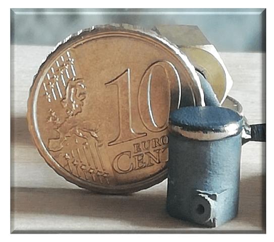 Micro-camera MIEEG