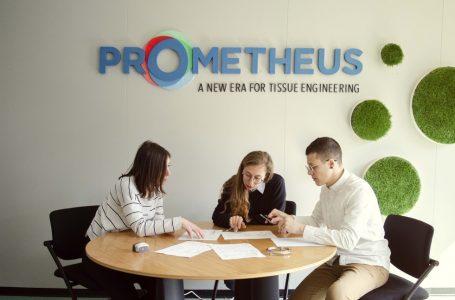 Prometheus: una rivoluzione nella cura delle ferite